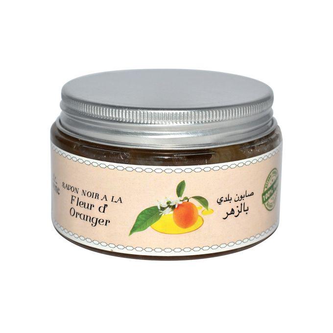 Марокканское мыло Бельди (цветок апельсина)  100 г