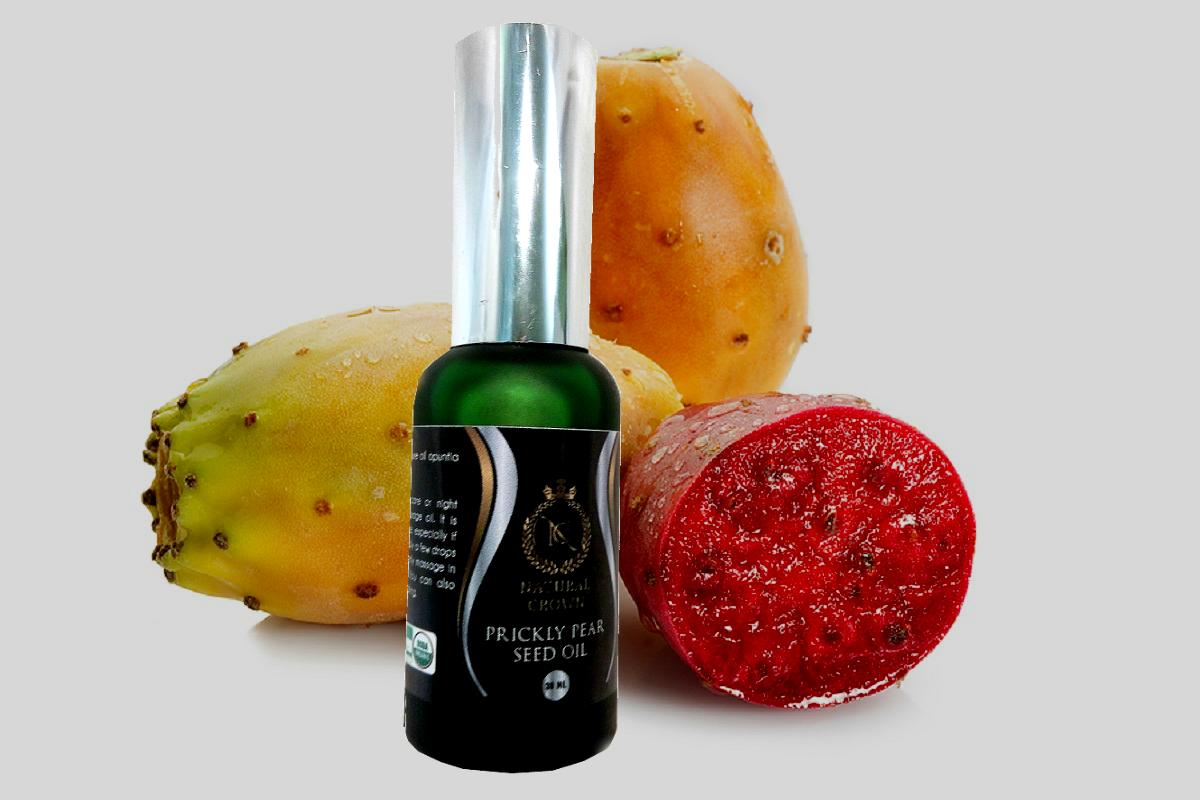 Масло семян плодов кактуса опунции (стекло, 30 мл)