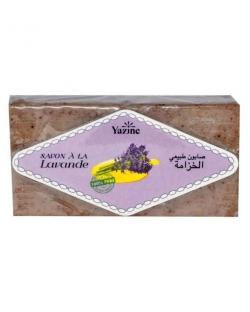 Натуральное мыло с лавандой (успокаивающая) 80гр.