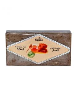 Натуральное мыло медовая (увлажняющая) 80гр.